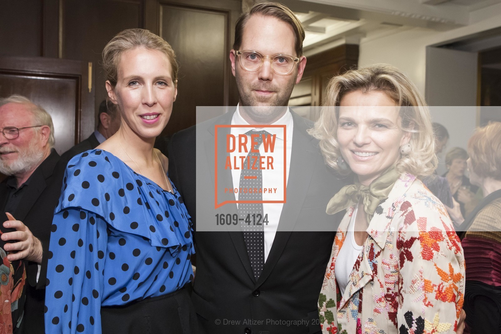Lauren Goodman, Alan Dye, Leigh Matthes, Photo #1609-4124