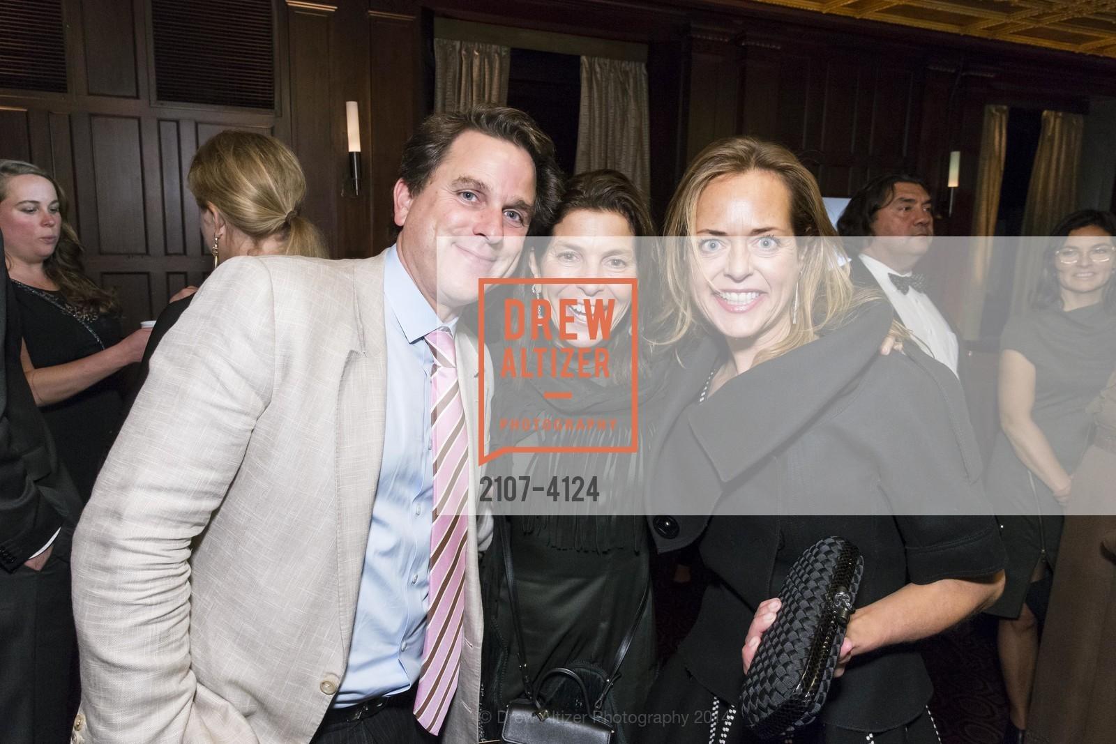 Gregory Malin, Susan Swig, Charlot Malin, Photo #2107-4124