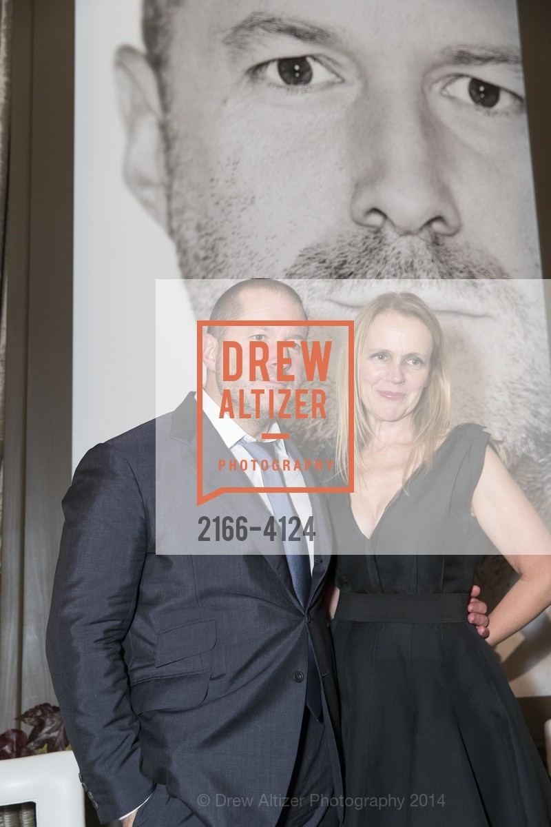 Jony Ive, Heather Ive, Photo #2166-4124
