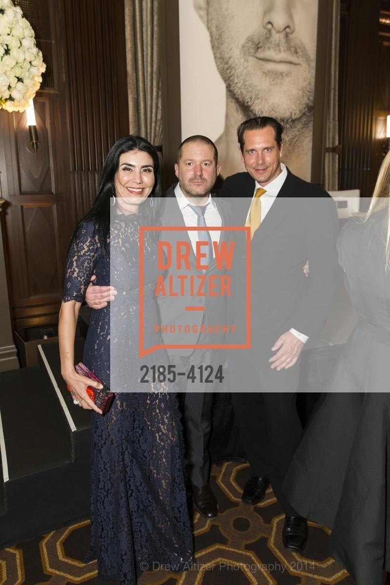 Afsaneh Akhtari, Jony Ive, Mark Gustavson, Photo #2185-4124