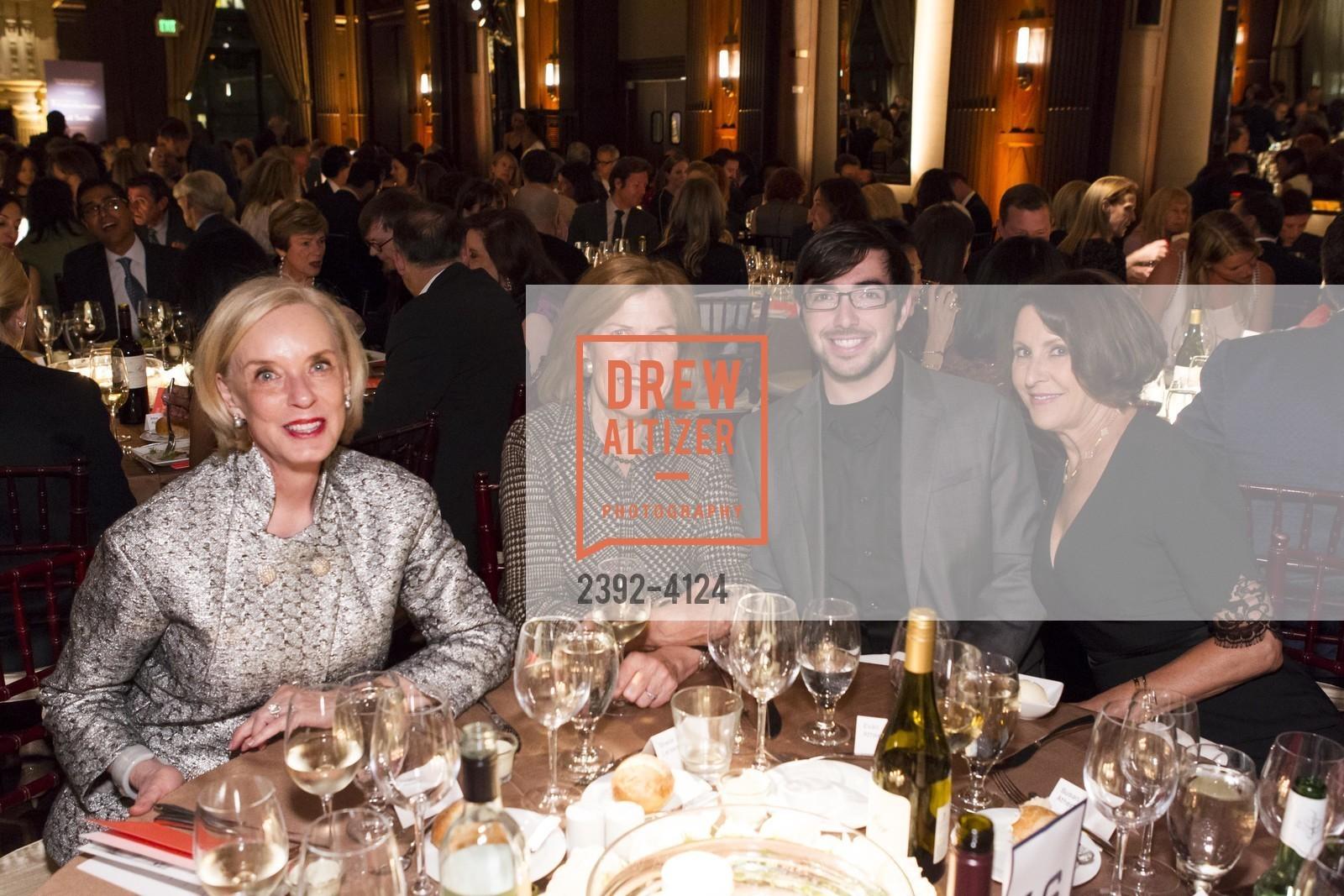 Peggy Newton, Suri Larson, Evan Atherton, Susan Atherton, Photo #2392-4124