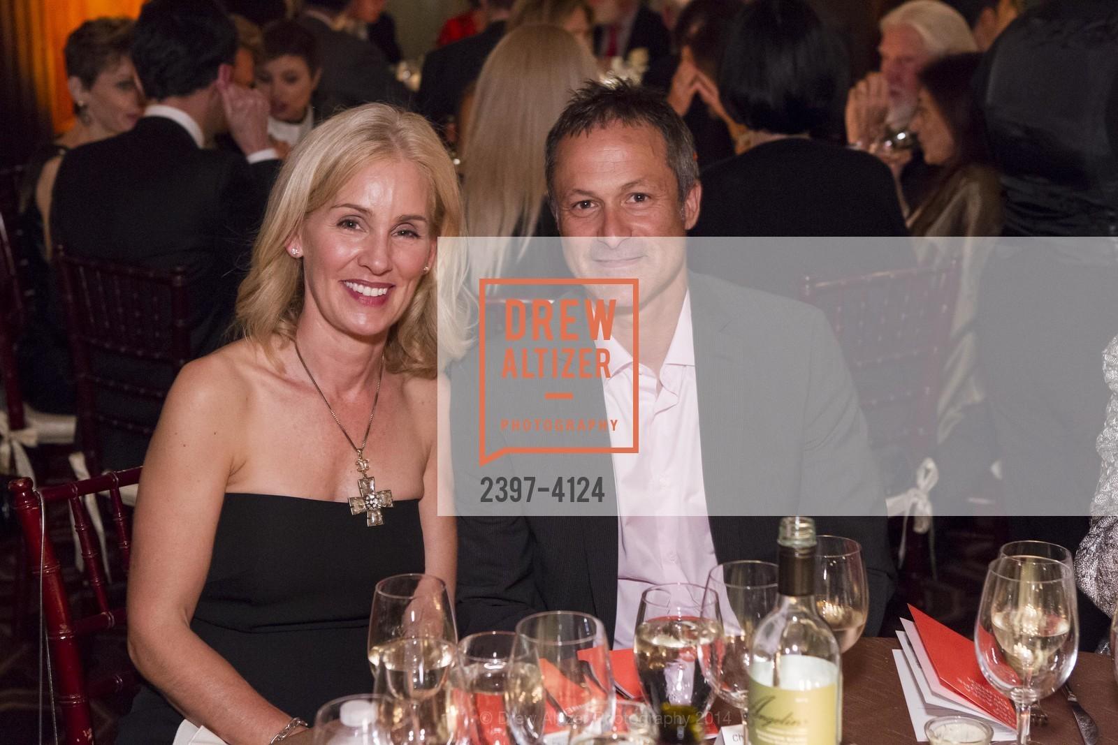 Jennifer Benham, Chris Moscone, Photo #2397-4124