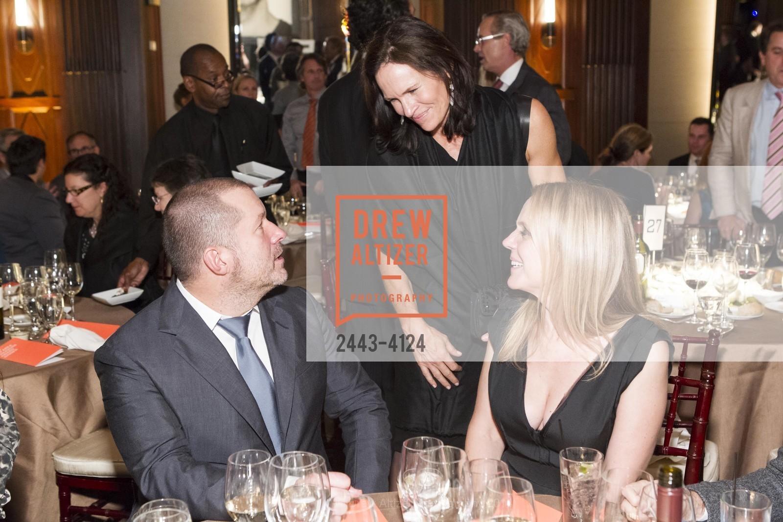 Jony Ive, Randi Fisher, Heather Ive, Photo #2443-4124
