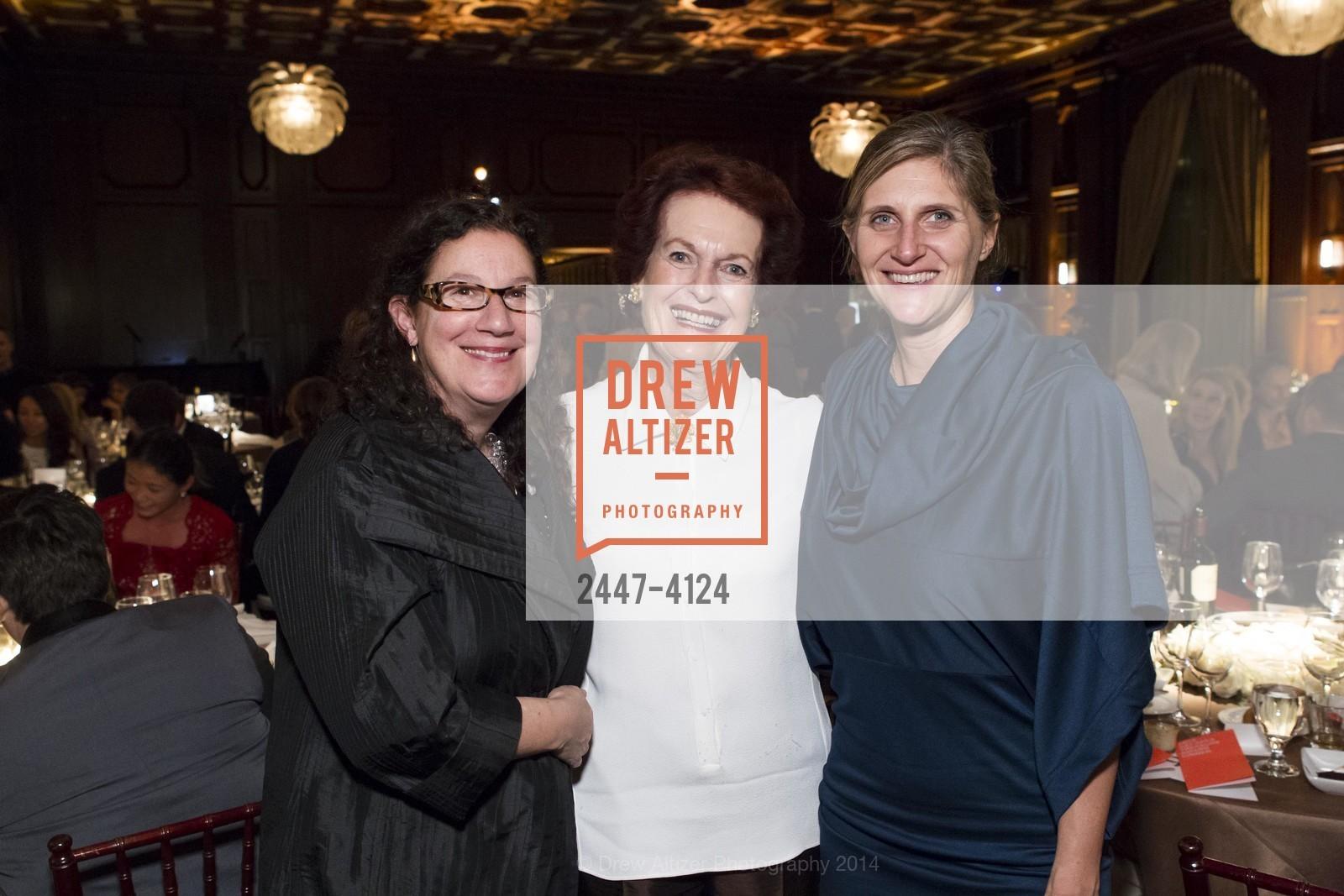 Ruth Berson, Helen Hilton Raiser, Jennifer Dunlop Fletcher, Photo #2447-4124