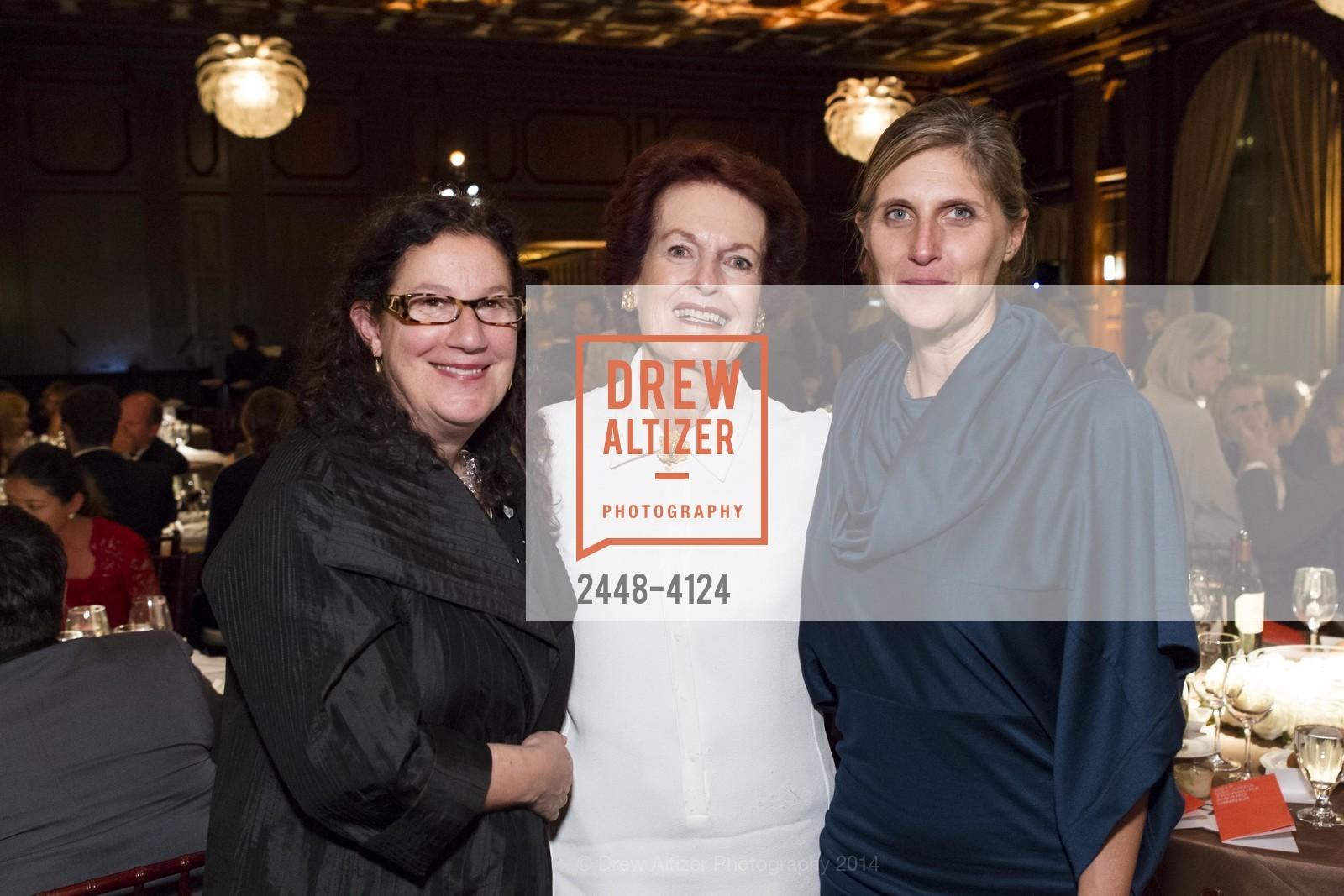 Ruth Berson, Helen Hilton Raiser, Jennifer Dunlop Fletcher, Photo #2448-4124