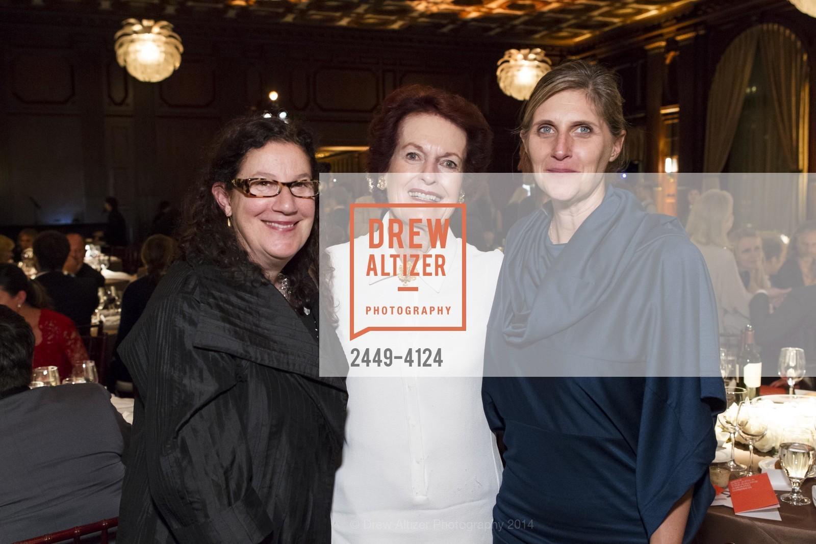 Ruth Berson, Helen Hilton Raiser, Jennifer Dunlop Fletcher, Photo #2449-4124