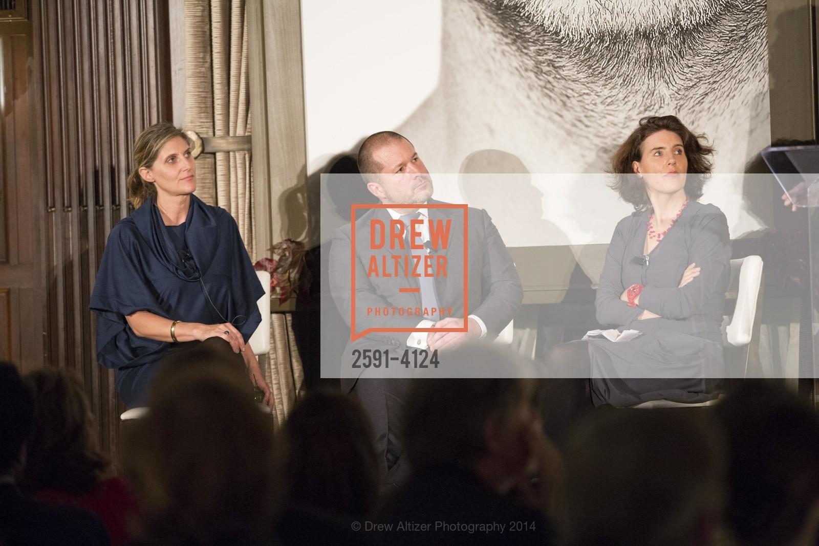 Jennifer Dunlop Fletcher, Jony Ive, Frances Anderton, Photo #2591-4124