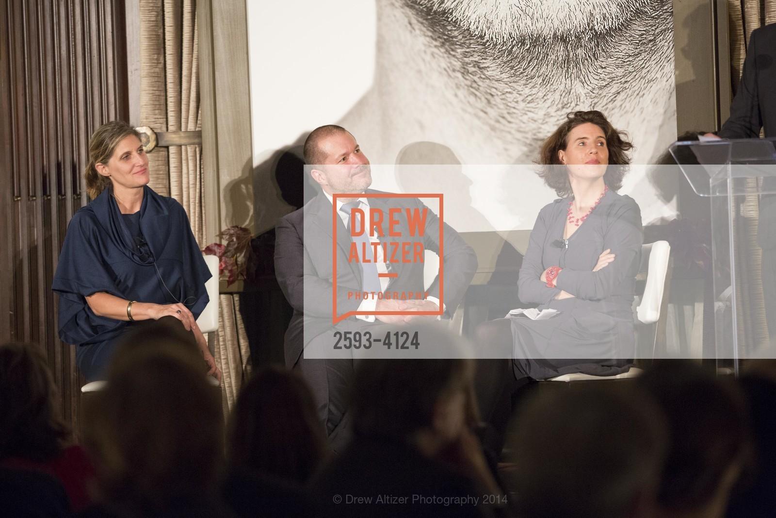 Jennifer Dunlop Fletcher, Jony Ive, Frances Anderton, Photo #2593-4124