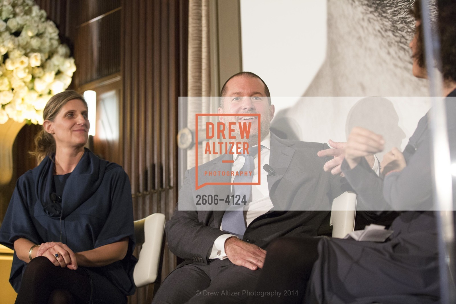Jennifer Dunlop Fletcher, Jony Ive, Photo #2606-4124