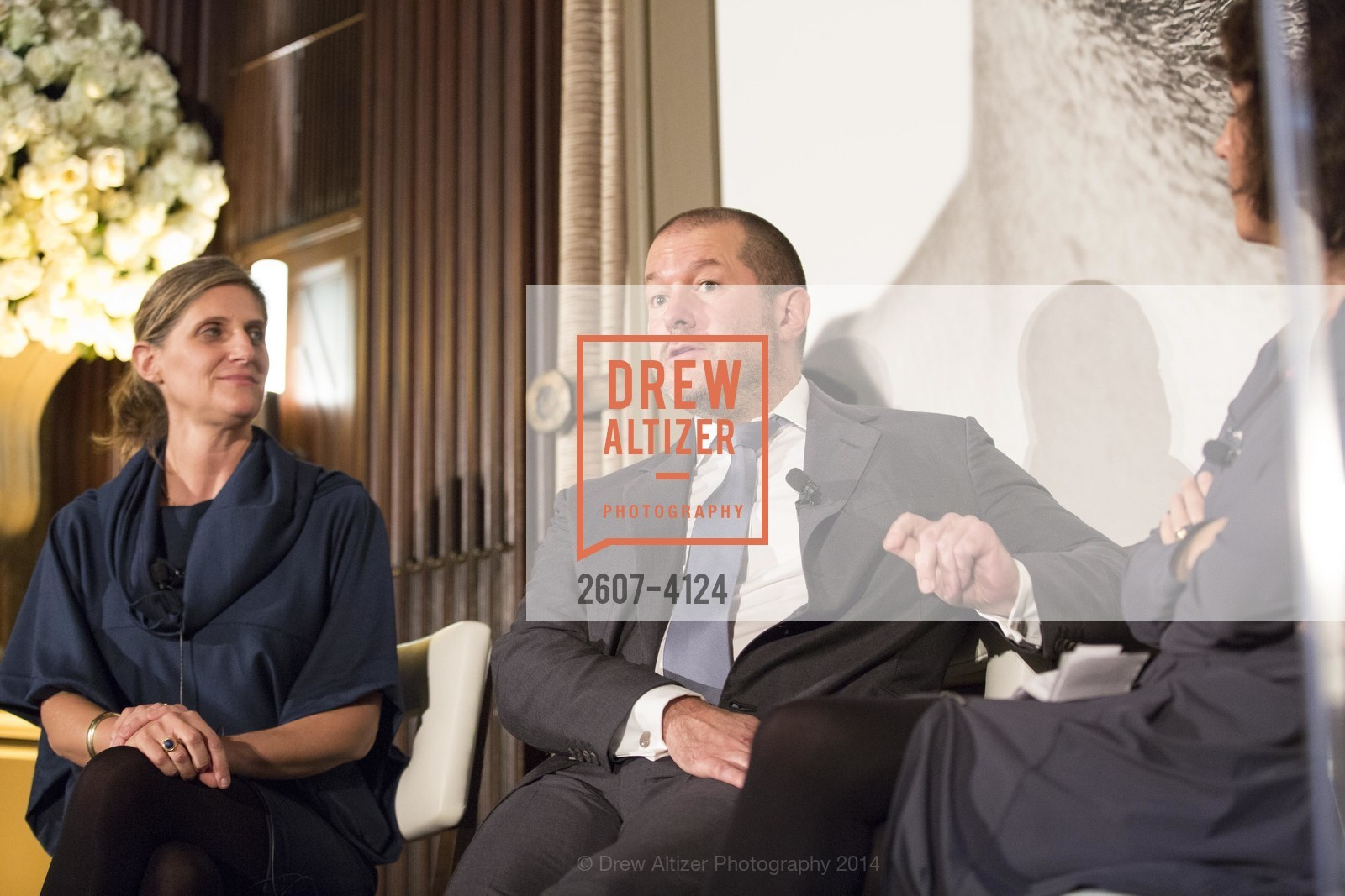 Jennifer Dunlop Fletcher, Jony Ive, Photo #2607-4124