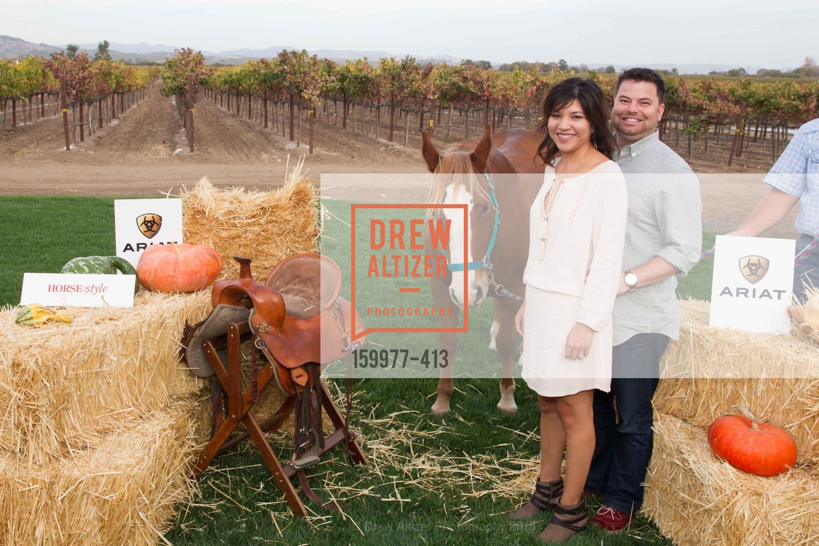 Nicole Caudle, Trevor Caudle, A Harvest Barn Dance at Cornerstone Presented By Giant Steps Therapeutic Equestrian Center, Cornerstone Sonoma. 23570 Arnold Dr, October 24th, 2015,Drew Altizer, Drew Altizer Photography, full-service agency, private events, San Francisco photographer, photographer california
