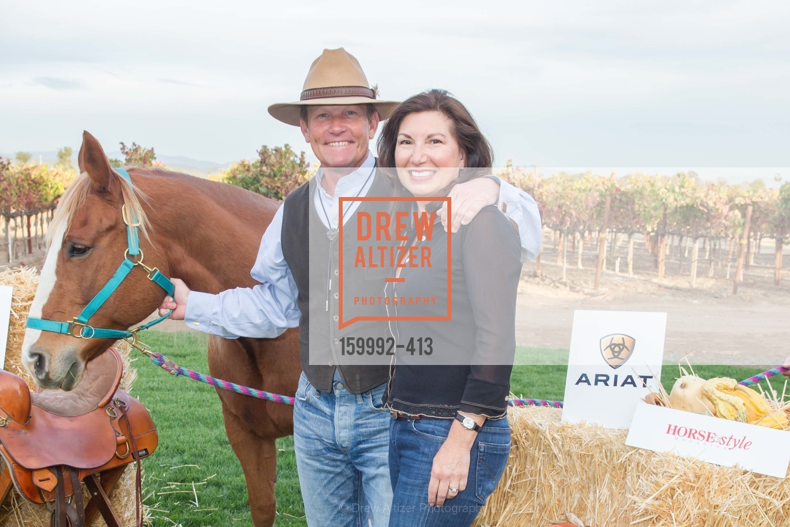 Jeff Rausch, Tanya Roush, A Harvest Barn Dance at Cornerstone Presented By Giant Steps Therapeutic Equestrian Center, Cornerstone Sonoma. 23570 Arnold Dr, October 24th, 2015,Drew Altizer, Drew Altizer Photography, full-service agency, private events, San Francisco photographer, photographer california