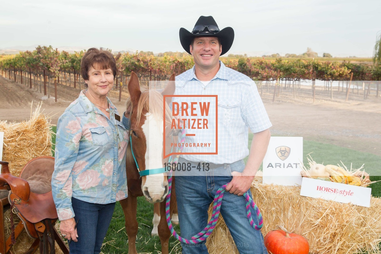 Patty Morkin, Sean Willer, A Harvest Barn Dance at Cornerstone Presented By Giant Steps Therapeutic Equestrian Center, Cornerstone Sonoma. 23570 Arnold Dr, October 24th, 2015,Drew Altizer, Drew Altizer Photography, full-service agency, private events, San Francisco photographer, photographer california