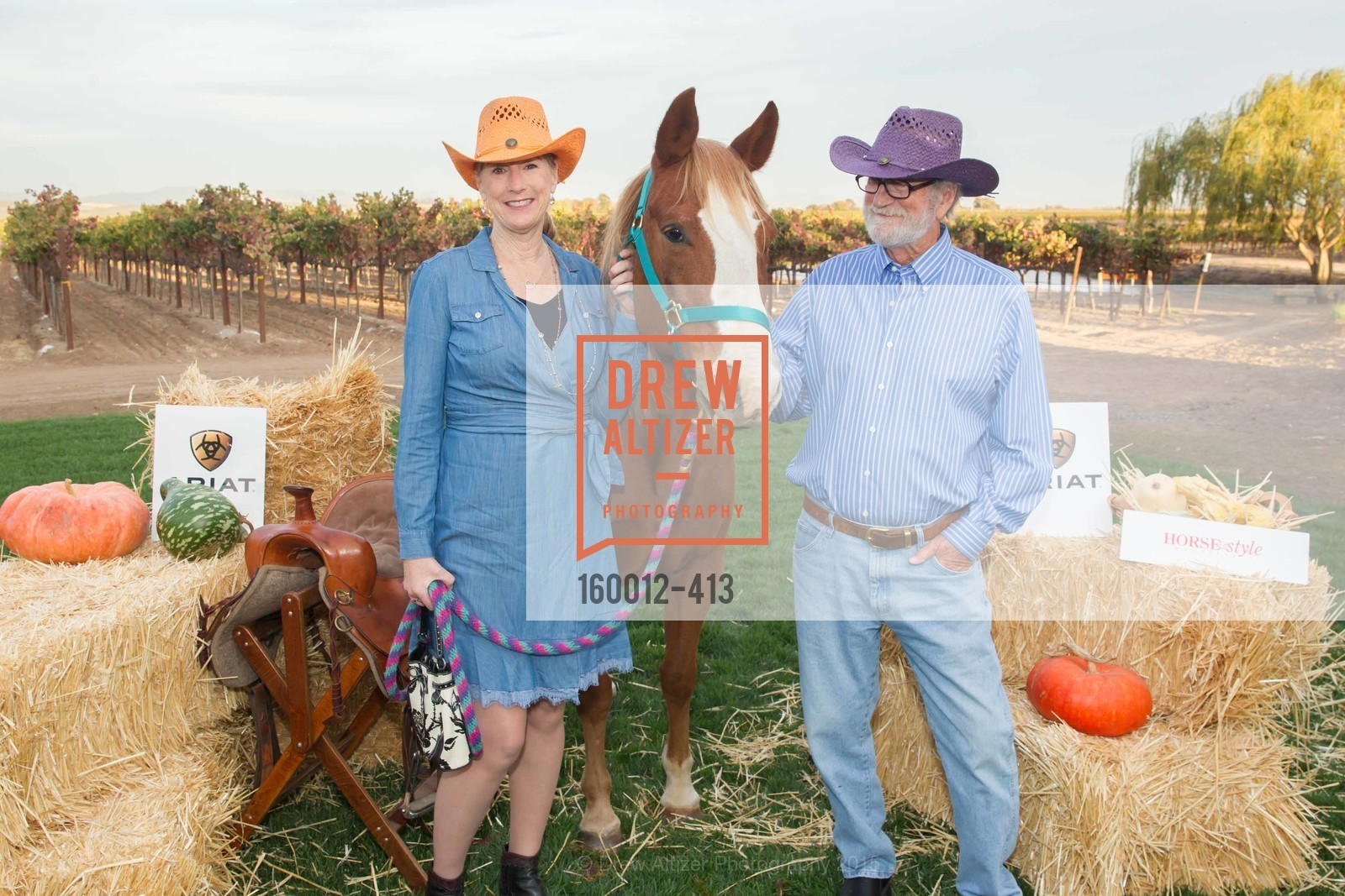 Terri Roberson, Bill Sell-Lee, A Harvest Barn Dance at Cornerstone Presented By Giant Steps Therapeutic Equestrian Center, Cornerstone Sonoma. 23570 Arnold Dr, October 24th, 2015,Drew Altizer, Drew Altizer Photography, full-service agency, private events, San Francisco photographer, photographer california