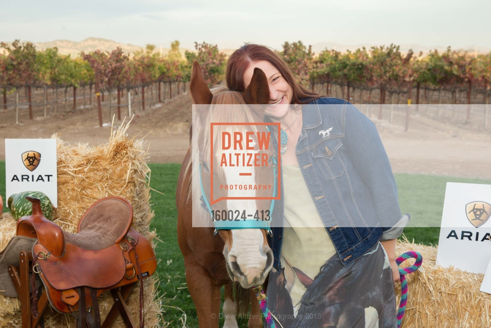 Larissa McCalla, A Harvest Barn Dance at Cornerstone Presented By Giant Steps Therapeutic Equestrian Center, Cornerstone Sonoma. 23570 Arnold Dr, October 24th, 2015,Drew Altizer, Drew Altizer Photography, full-service event agency, private events, San Francisco photographer, photographer California