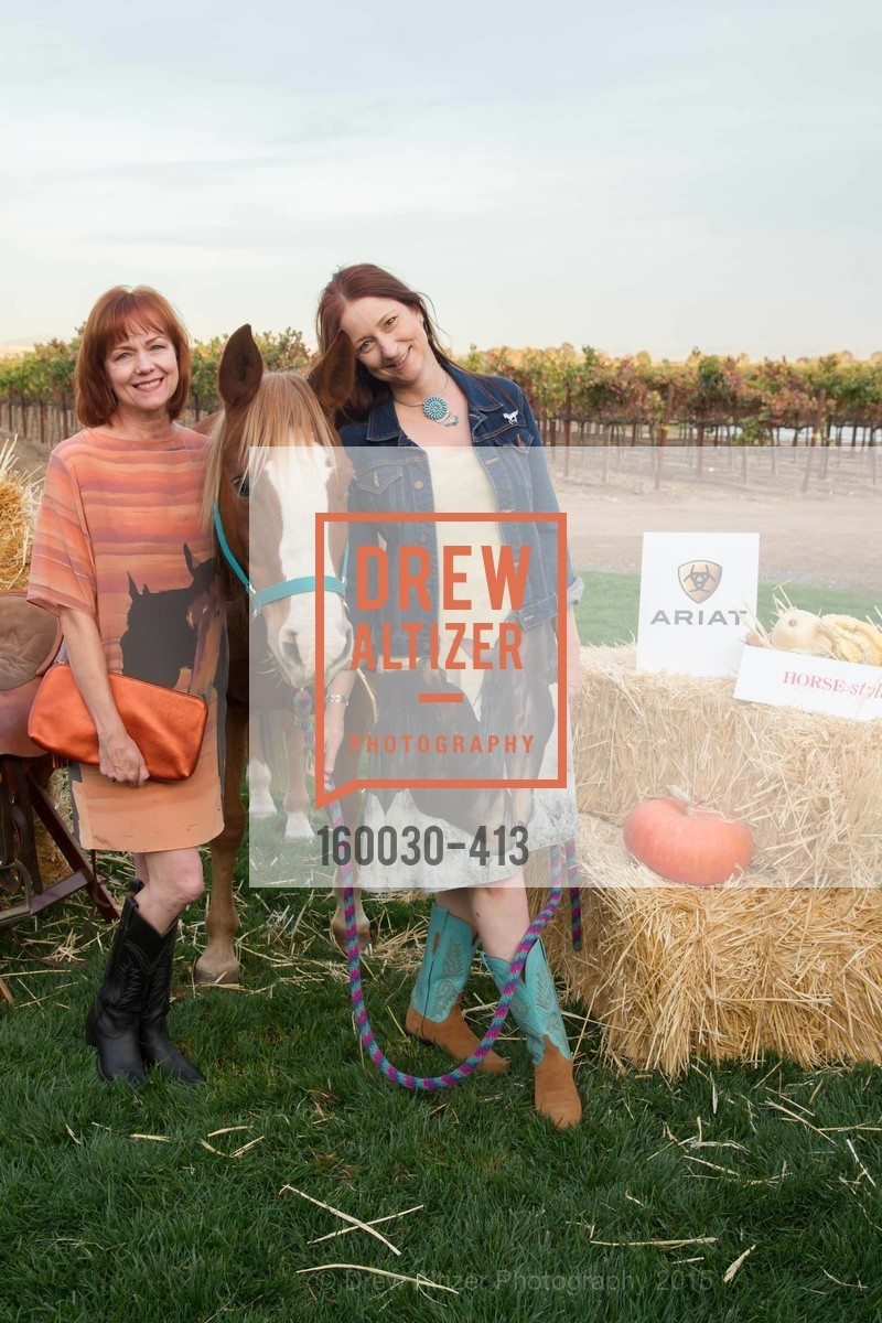 Jodie Warner, Larissa McCalla, A Harvest Barn Dance at Cornerstone Presented By Giant Steps Therapeutic Equestrian Center, Cornerstone Sonoma. 23570 Arnold Dr, October 24th, 2015,Drew Altizer, Drew Altizer Photography, full-service event agency, private events, San Francisco photographer, photographer California