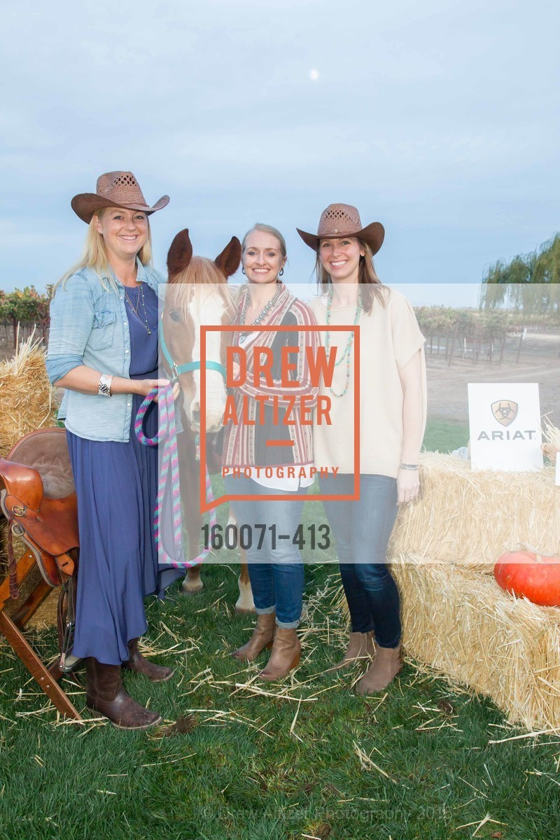 Sarah Appel, Sarah Iverson, Amanda Teal, A Harvest Barn Dance at Cornerstone Presented By Giant Steps Therapeutic Equestrian Center, Cornerstone Sonoma. 23570 Arnold Dr, October 24th, 2015,Drew Altizer, Drew Altizer Photography, full-service agency, private events, San Francisco photographer, photographer california