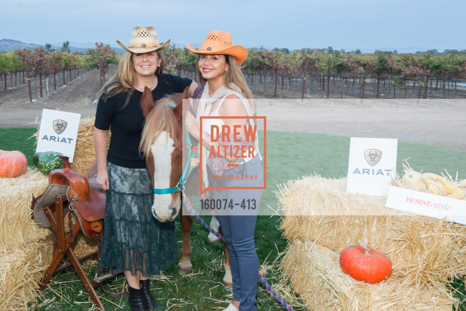 Kirsten Strain, Jennifer Cotton, A Harvest Barn Dance at Cornerstone Presented By Giant Steps Therapeutic Equestrian Center, Cornerstone Sonoma. 23570 Arnold Dr, October 24th, 2015,Drew Altizer, Drew Altizer Photography, full-service agency, private events, San Francisco photographer, photographer california