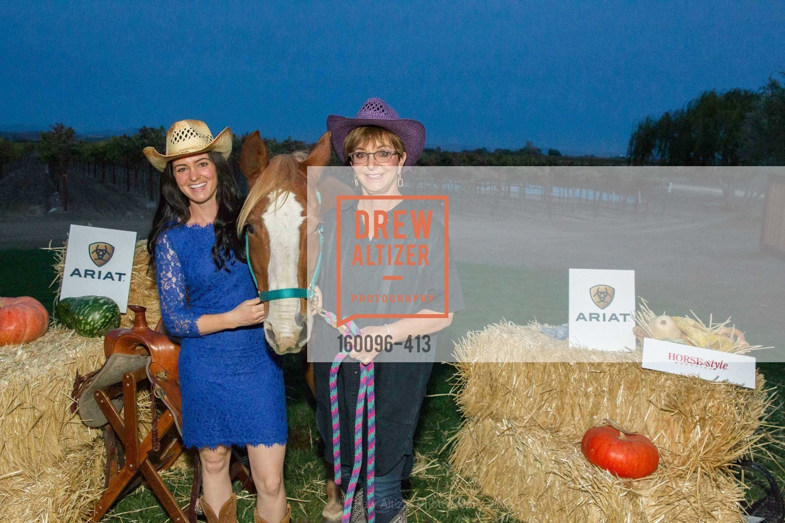 Joey Evans, Delaine Emmert, A Harvest Barn Dance at Cornerstone Presented By Giant Steps Therapeutic Equestrian Center, Cornerstone Sonoma. 23570 Arnold Dr, October 24th, 2015,Drew Altizer, Drew Altizer Photography, full-service agency, private events, San Francisco photographer, photographer california
