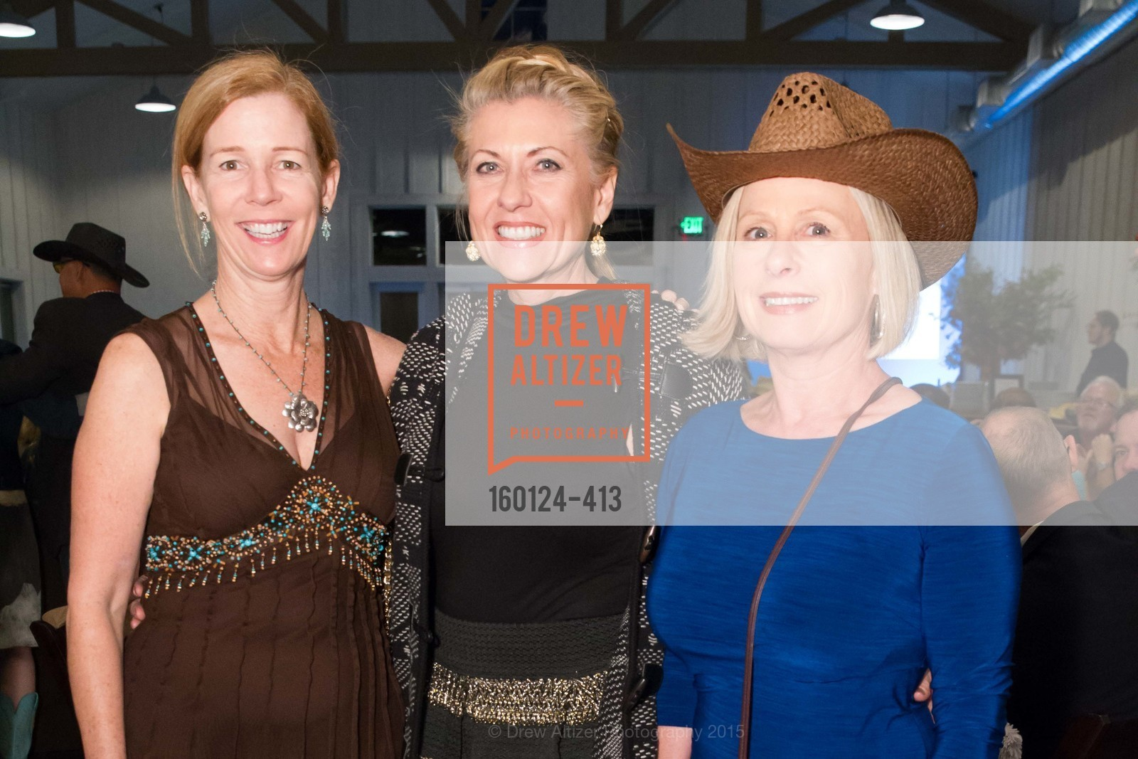 Sheila O'Neil, Gayle Arrowood, Kathy Leonard, A Harvest Barn Dance at Cornerstone Presented By Giant Steps Therapeutic Equestrian Center, Cornerstone Sonoma. 23570 Arnold Dr, October 24th, 2015,Drew Altizer, Drew Altizer Photography, full-service agency, private events, San Francisco photographer, photographer california