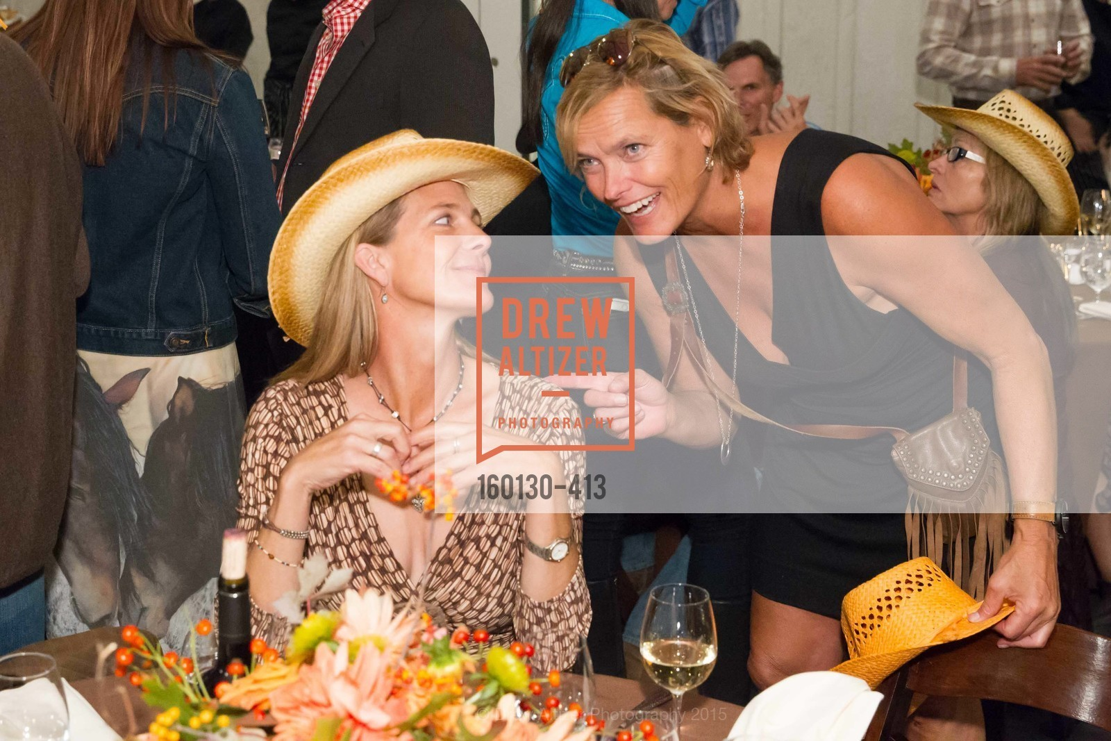 Michelle Rogers, Karen McFarland, A Harvest Barn Dance at Cornerstone Presented By Giant Steps Therapeutic Equestrian Center, Cornerstone Sonoma. 23570 Arnold Dr, October 24th, 2015,Drew Altizer, Drew Altizer Photography, full-service agency, private events, San Francisco photographer, photographer california