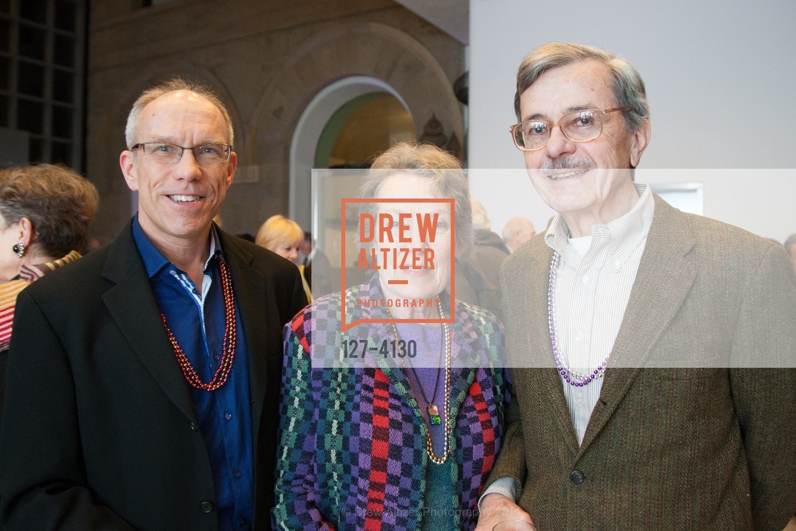 Rick Neely, Doris Burgess, Alan Burgess, Photo #127-4130