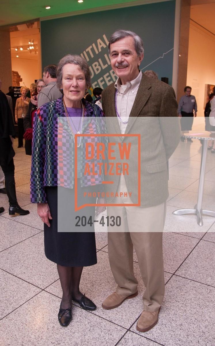 Doris Burgess, Alan Burgess, Photo #204-4130
