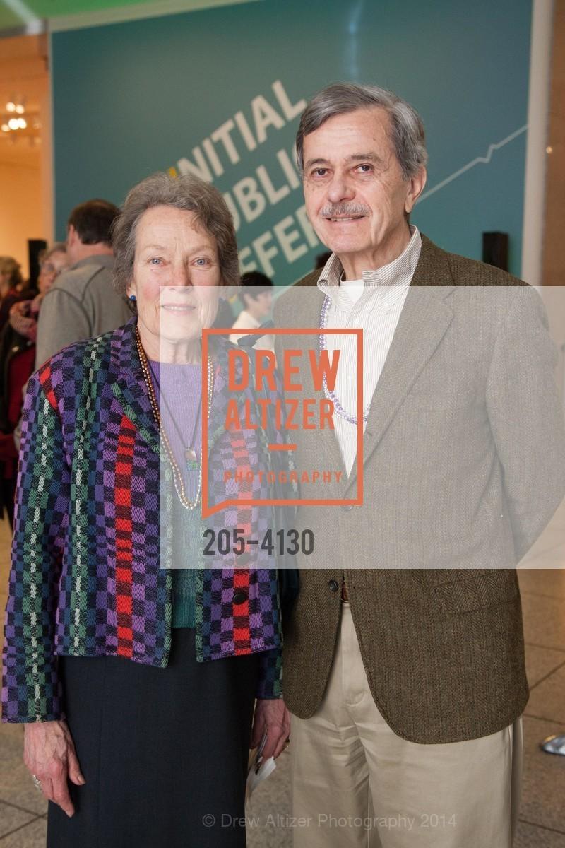 Doris Burgess, Alan Burgess, Photo #205-4130