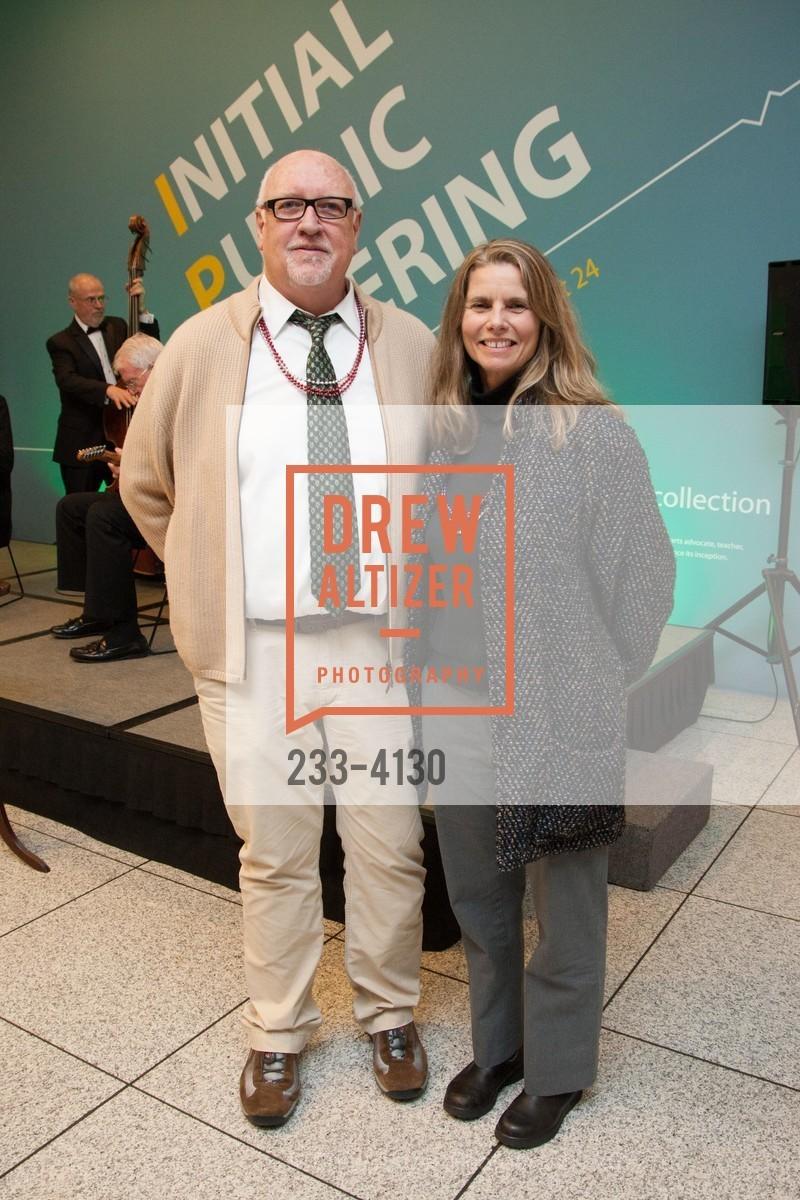 Clyde Deswick, Lisa Adams, Photo #233-4130