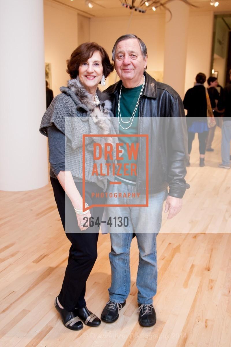 Gloria Loventhal, Richard Pederson, Photo #264-4130