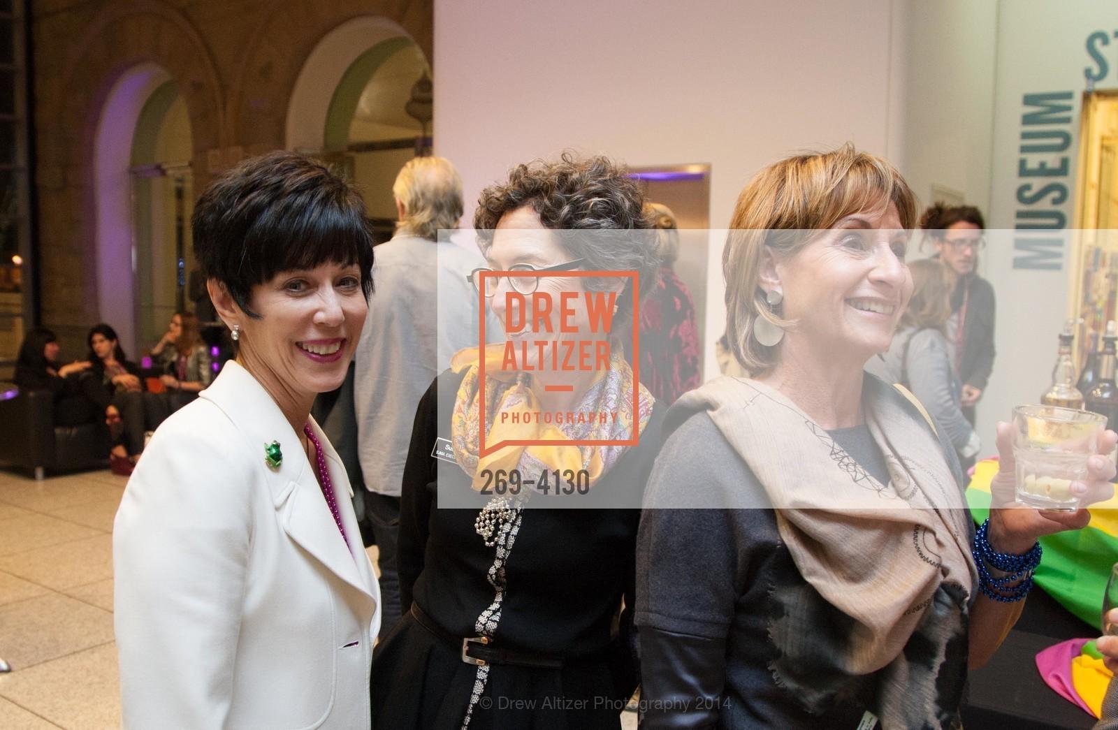 Hildy Shandell, Susan Krane, Elaine Cardinale, Photo #269-4130