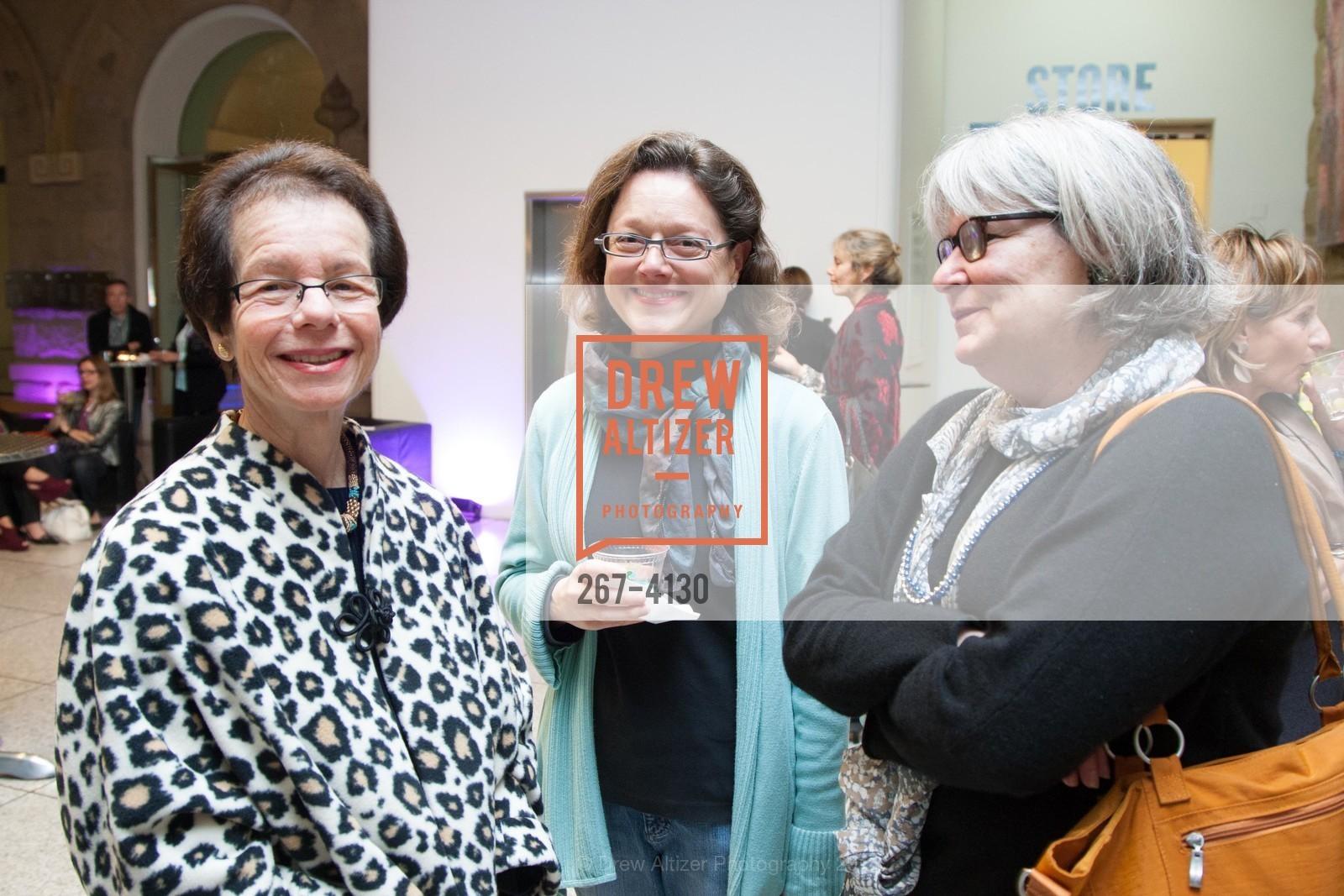 Tricia Hill, Ellen Tafeen, Elizabeth Conklin, Photo #267-4130