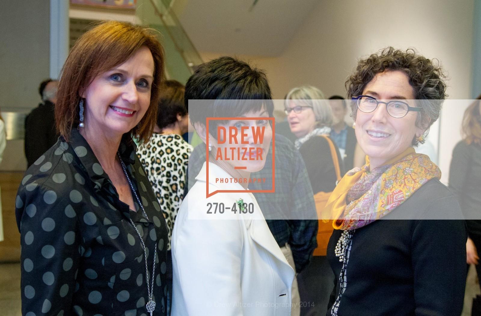 Eileen Siler, Hildy Shandell, Susan Krane, Photo #270-4130