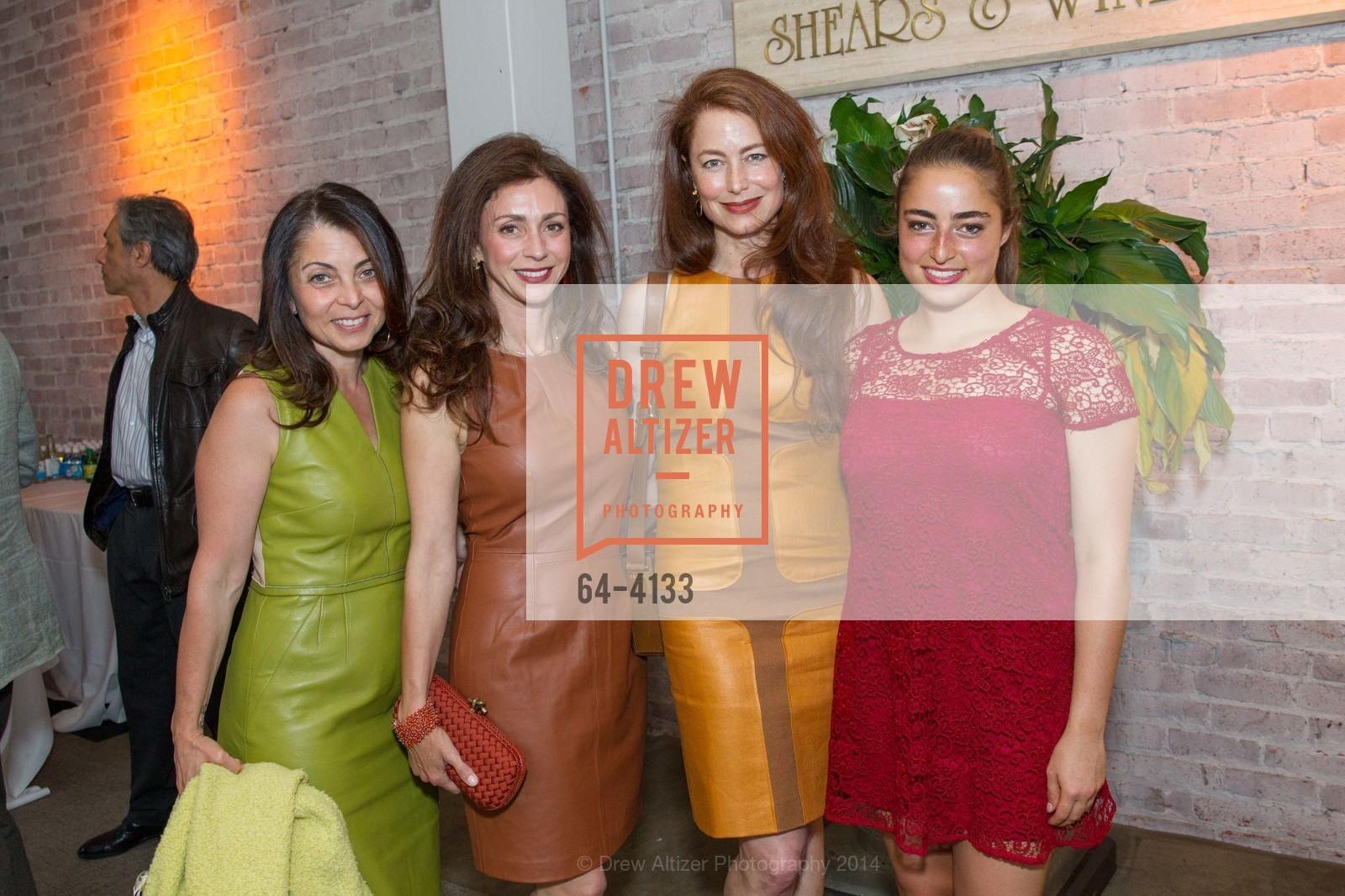Neda Nobari, Maryam Muduroglu, Sheila Nahi, Kayla Nahi, Photo #64-4133
