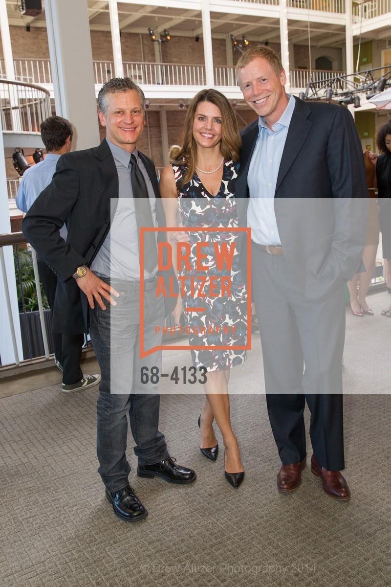 Brian Fassett, Kate Dietzen, Scott Dietzen, Photo #68-4133