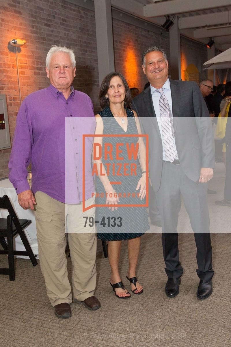 Jim Cochran, Carol Drace, Drew Goodman, Photo #79-4133