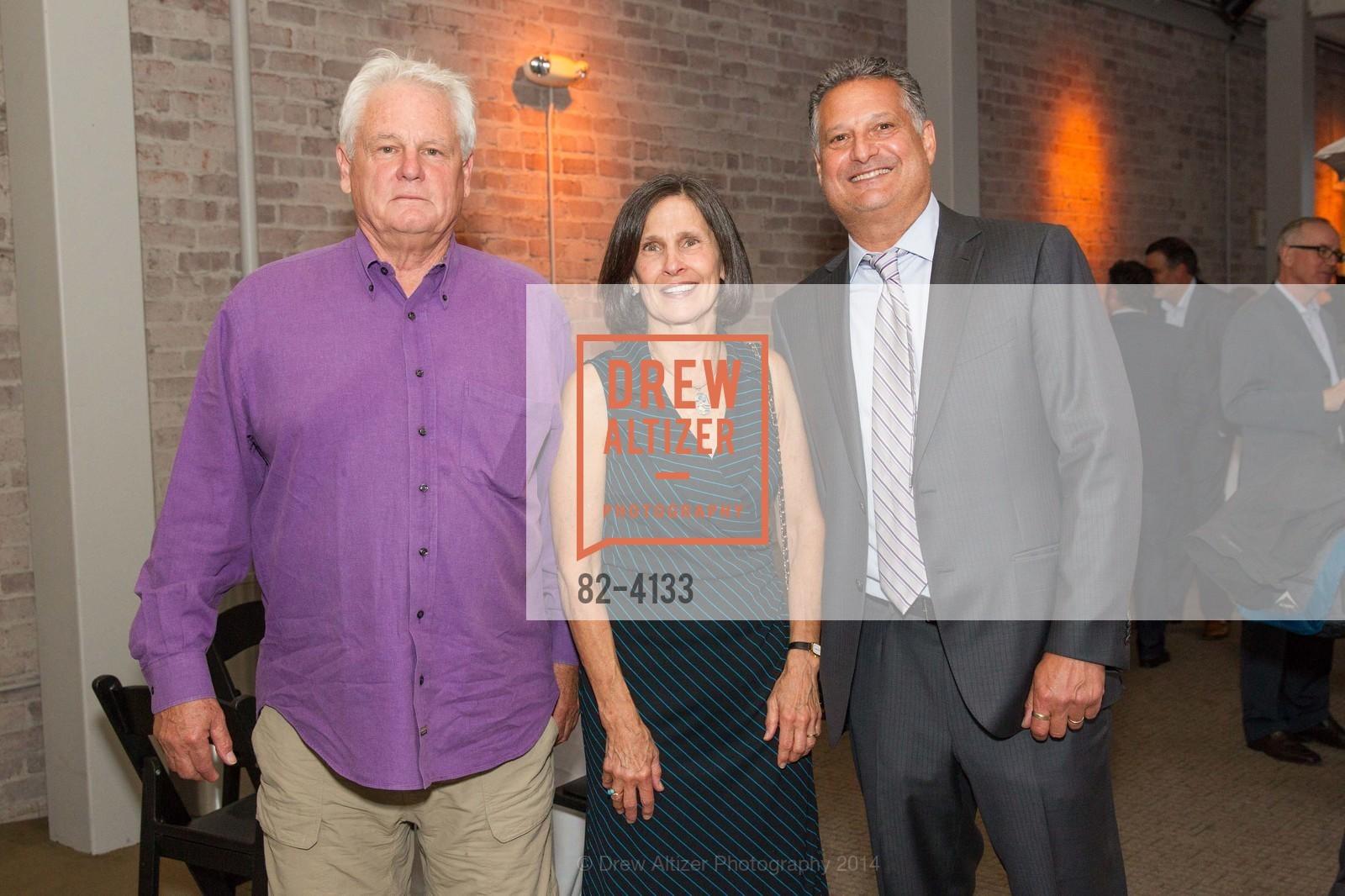 Jim Cochran, Carol Drace, Drew Goodman, Photo #82-4133