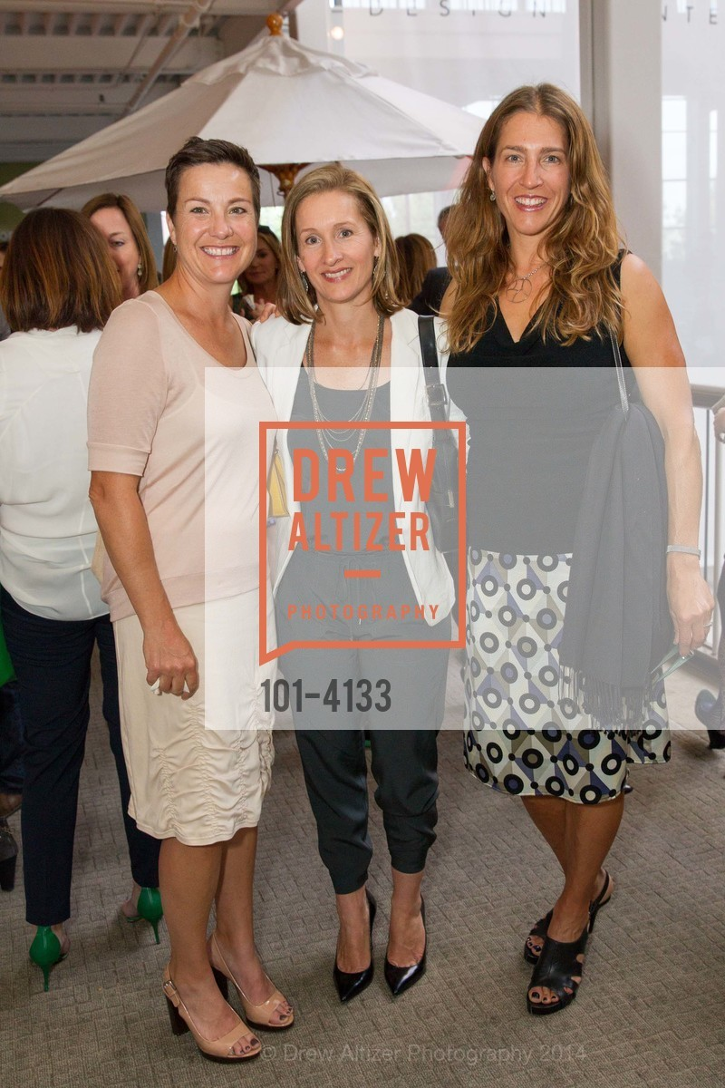 Sue Glader, Carol McDonnell, Judy Klein, Photo #101-4133