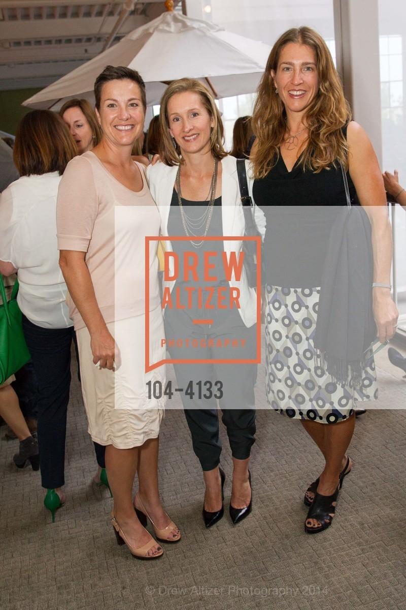 Sue Glader, Carol McDonnell, Judy Klein, Photo #104-4133
