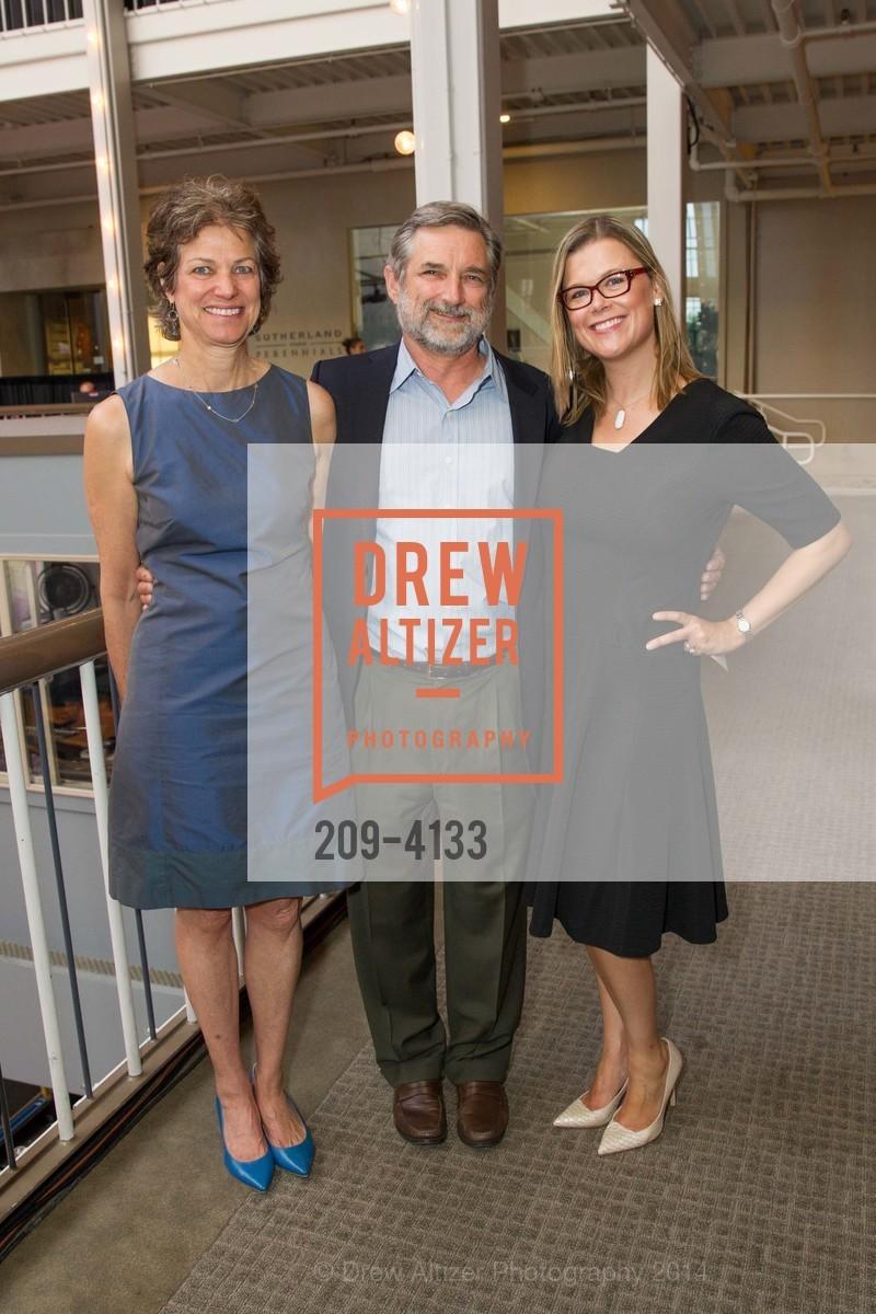 Liza Pike, Drummond Pike, Heather White, Photo #209-4133