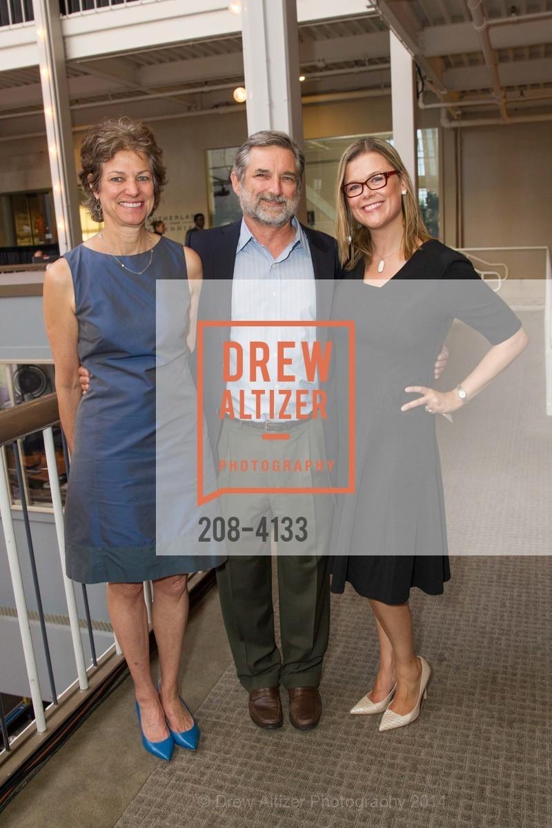 Liza Pike, Drummond Pike, Heather White, Photo #208-4133