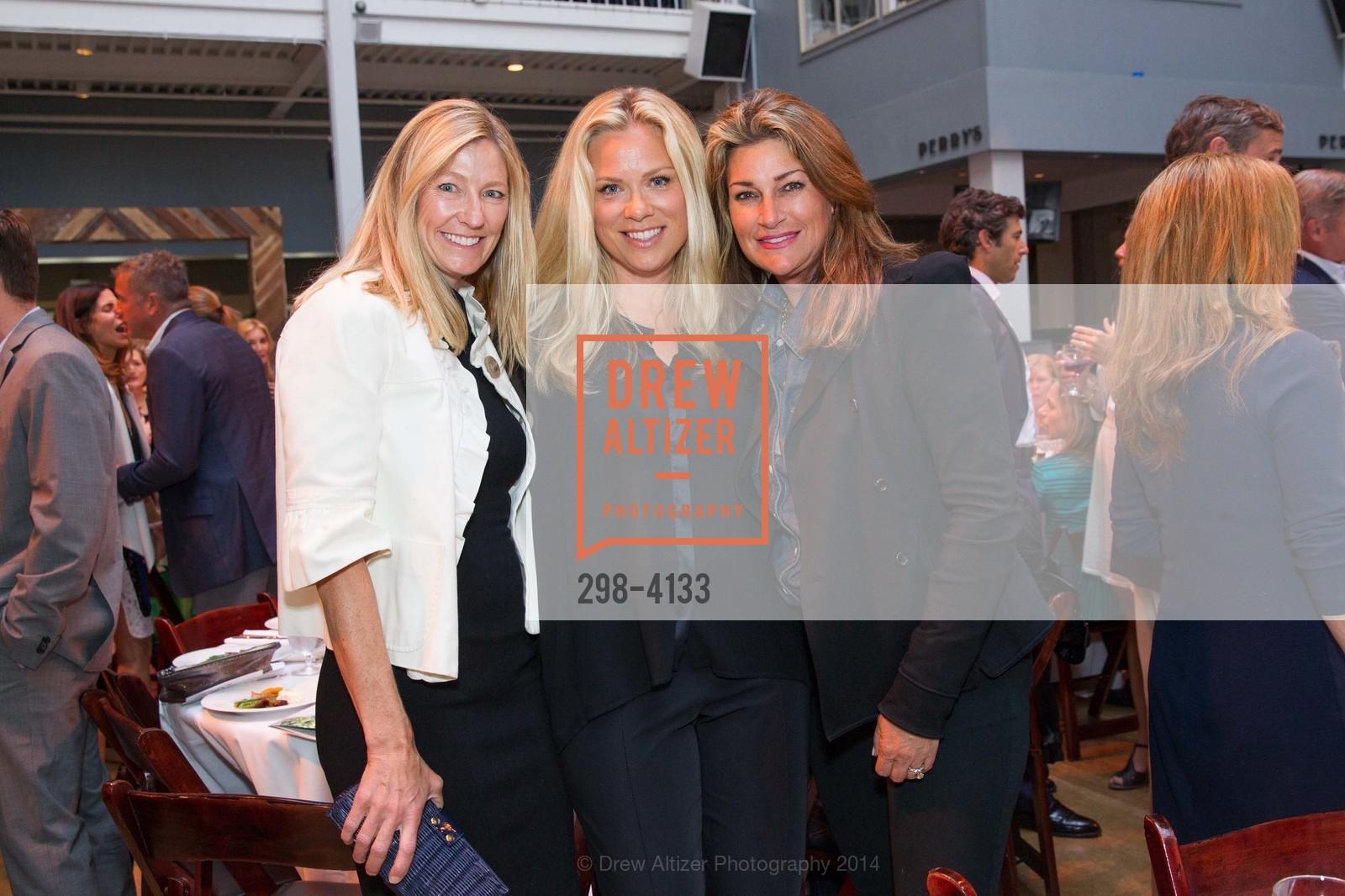 Jenny Hill, Catherine Fraser, Barbara Boster, Photo #298-4133