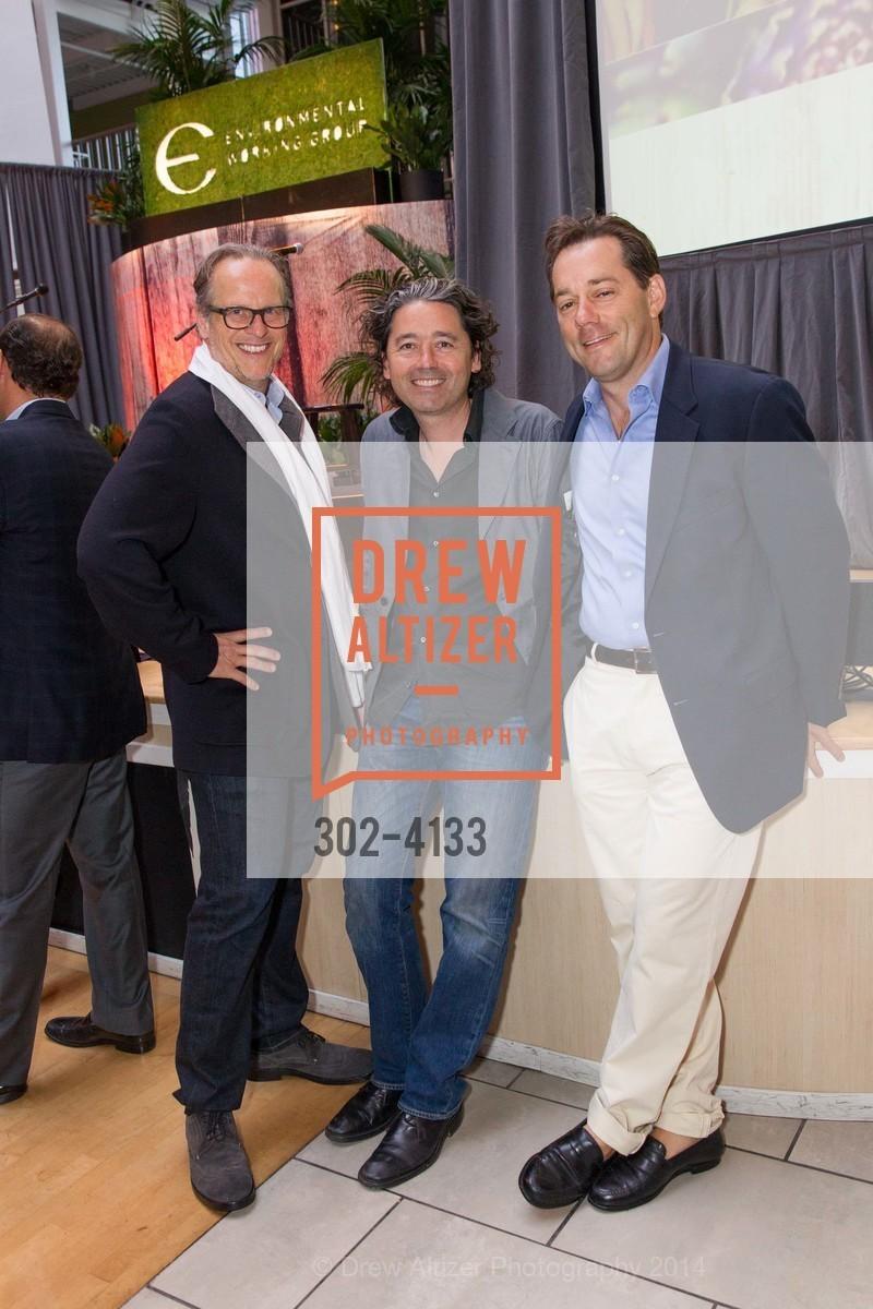 Tony Conrad, Bryan Meehan, Anthony Mitchell, Photo #302-4133