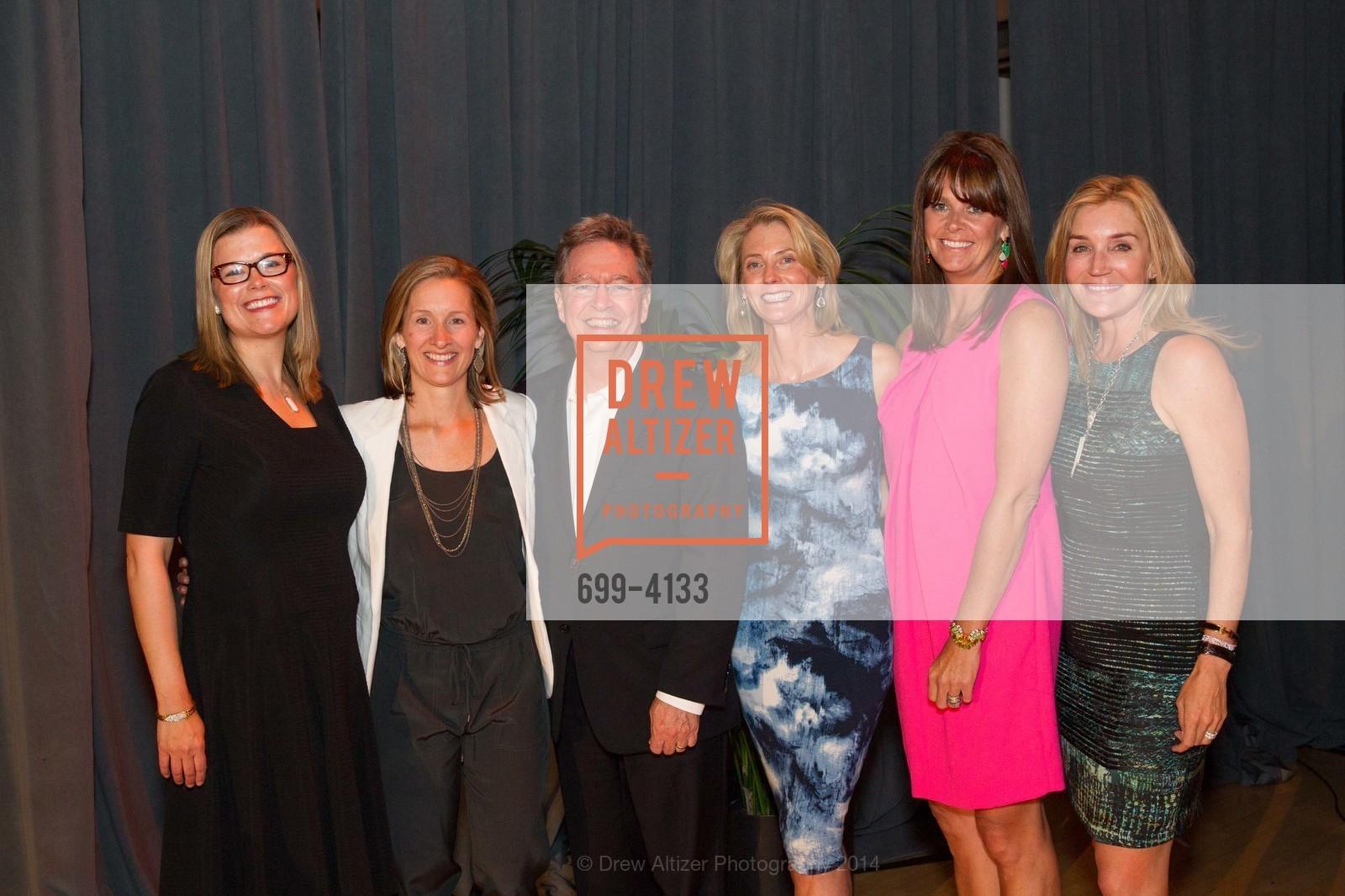 Heather White, Carol McDonnell, Ken Cook, Jennifer Caldwell, Christine Gardner, Maggie Mack, Photo #699-4133