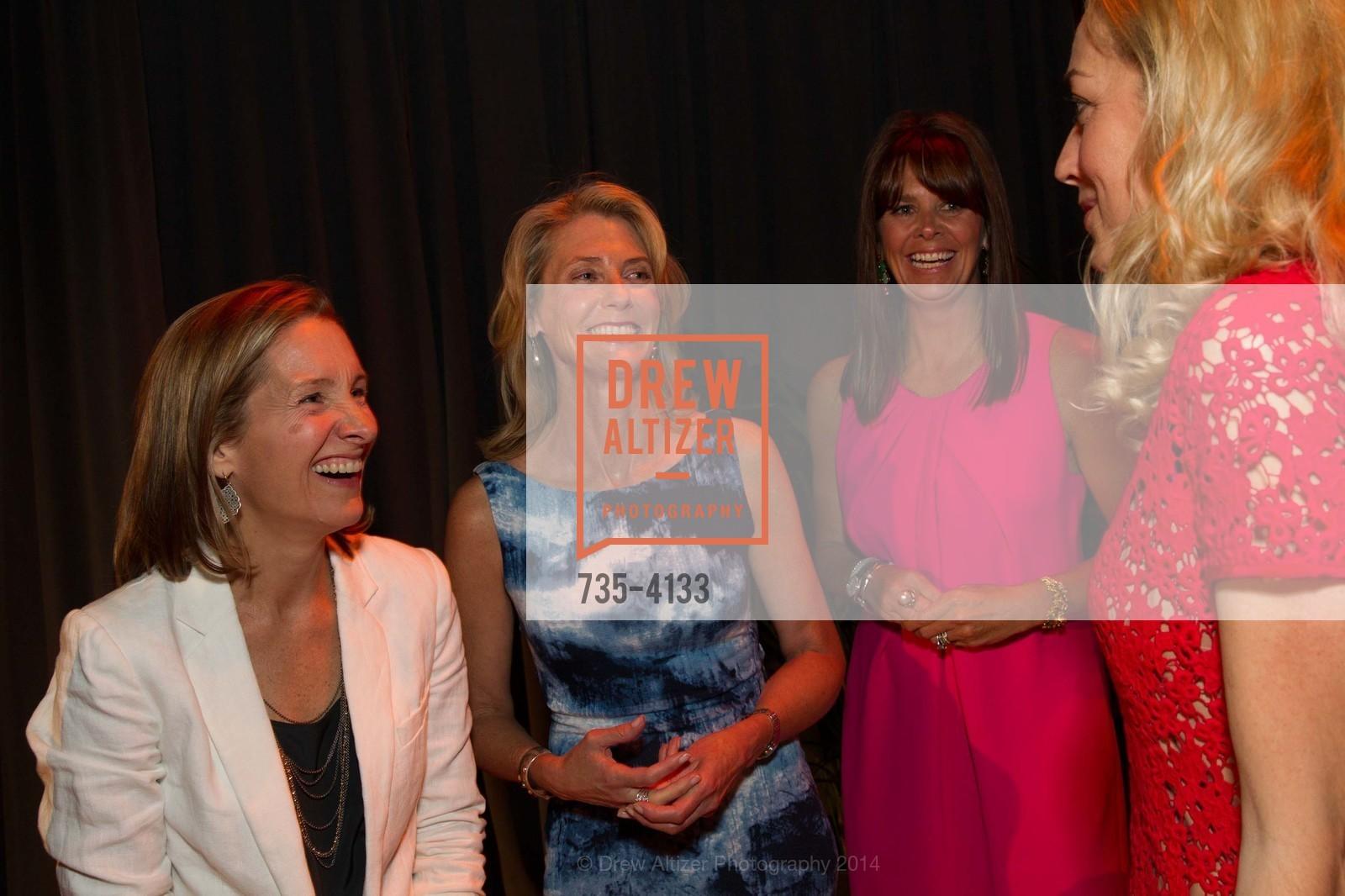 Carol McDonnell, Jennifer Caldwell, Christine Gardner, Chris Connor, Photo #735-4133