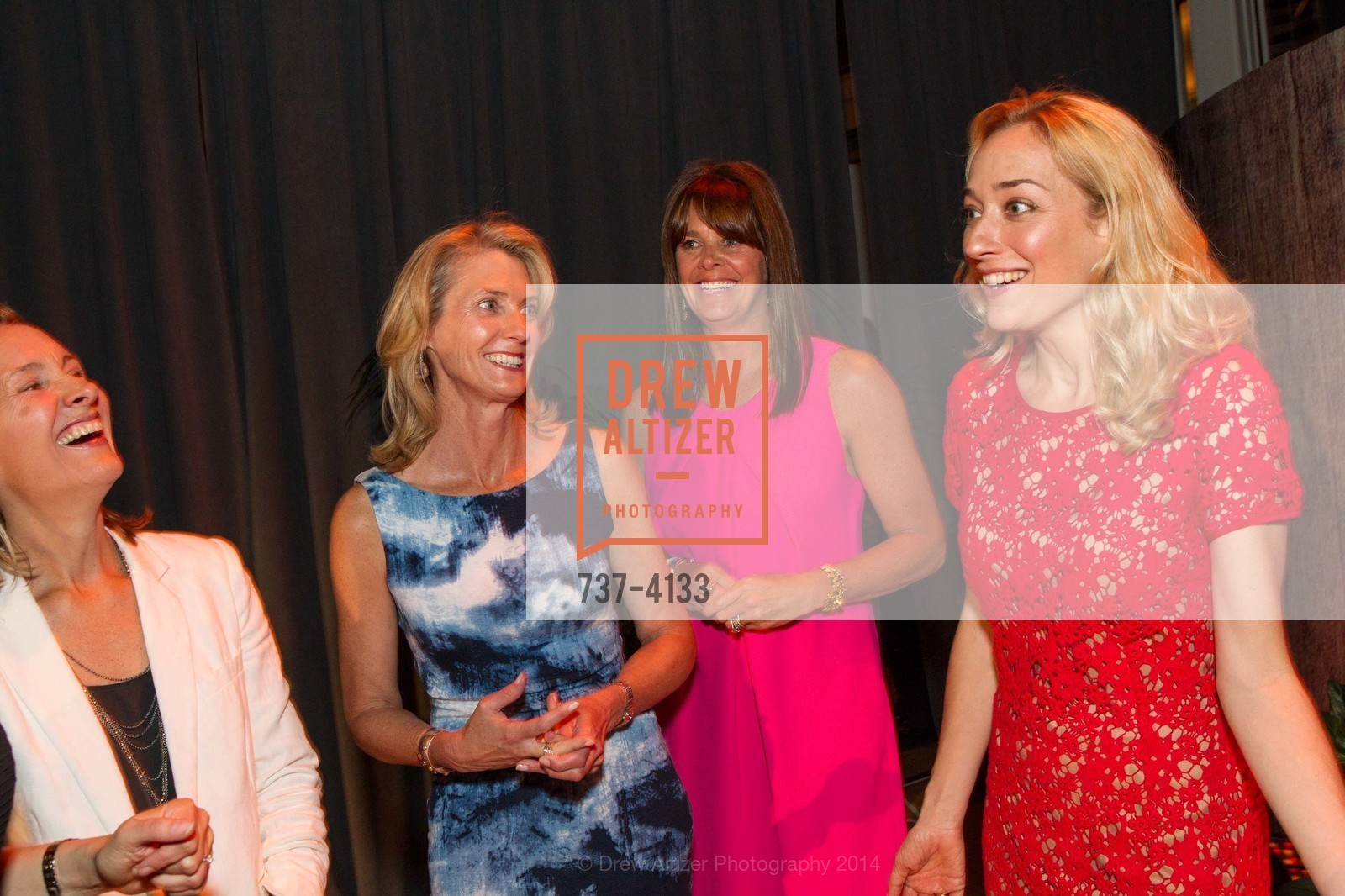 Carol McDonnell, Jennifer Caldwell, Christine Gardner, Chris Connor, Photo #737-4133