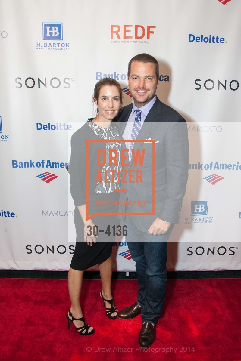 Caroline O'Donnell, Chris O'Donnell, Photo #30-4136