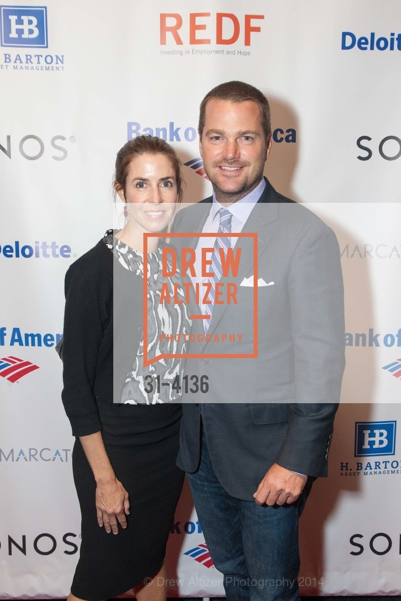 Caroline O'Donnell, Chris O'Donnell, Photo #31-4136