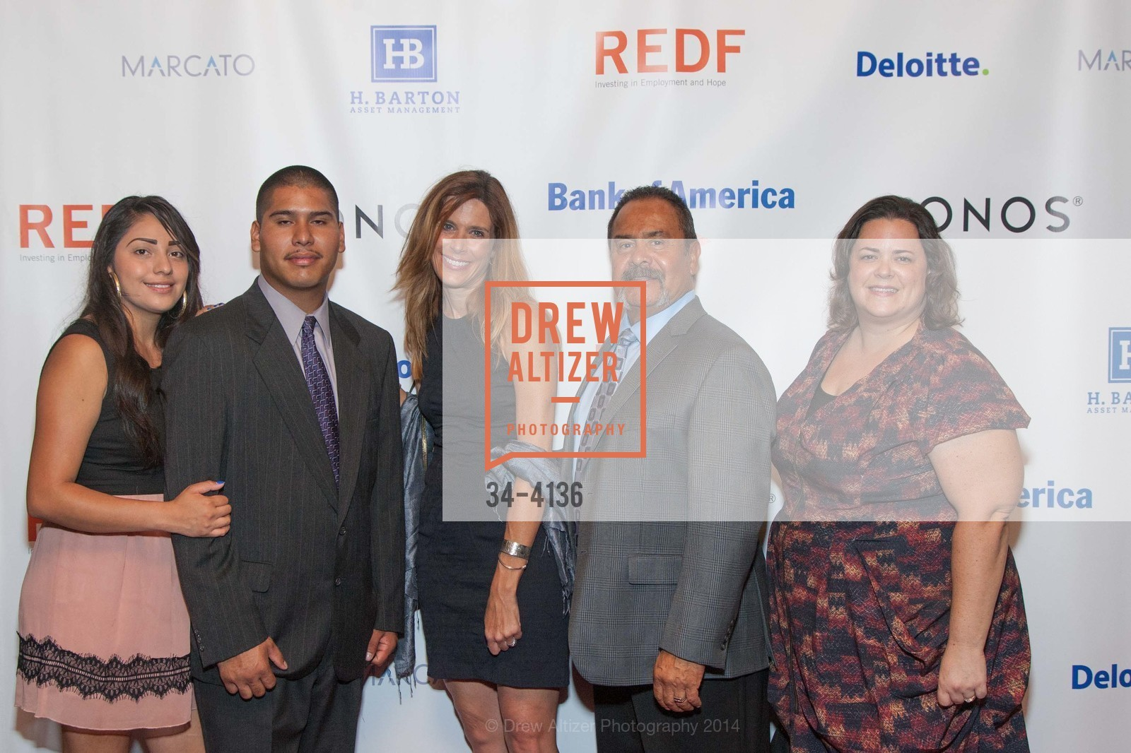 Patricia Ojeda, Juan Tello, Krista Sheyen, John Raya, Shawn Smith, Photo #34-4136
