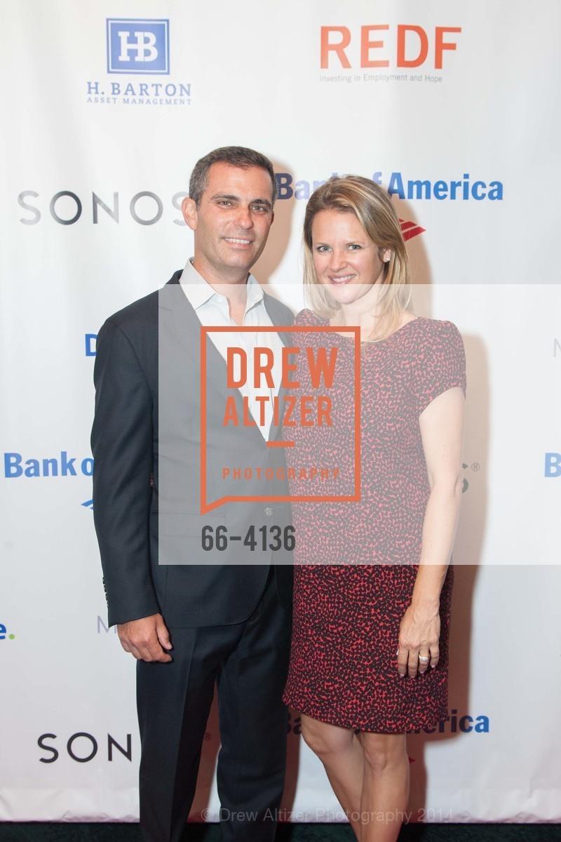 Dan Rose, Allison Rose, Photo #66-4136